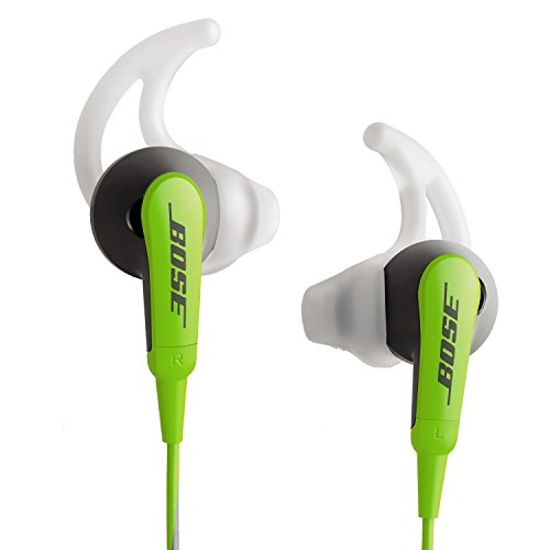 Bose SoundSport In-Ear Headphones for Samsung Galaxy Models, Green (Samsung Accesories Headphones compare prices)