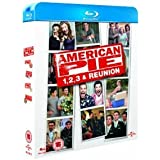 American Pie Complete Collection 1 2 3 & American Reunion [Blu-ray] [2012]