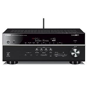 Yamaha RX-V681BL 7.2-Channel 4K Network A/V Receiver + Klipsch RP-280F + Klipsch RP-440C + Klipsch R-112SW - 3.1 Reference Premiere Package from Klipsch