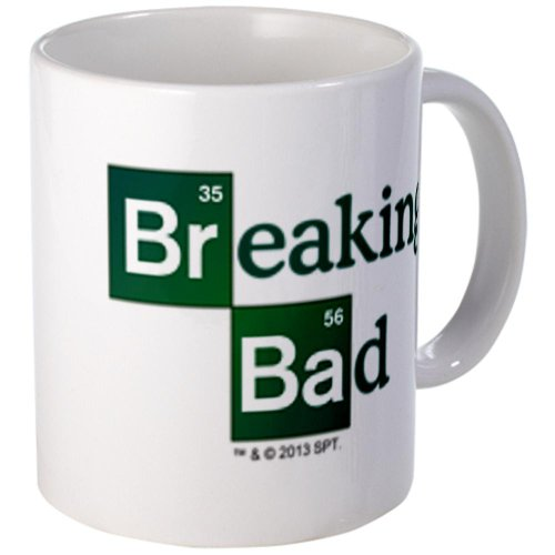 Cafepress Breaking Bad Mug - Mega White