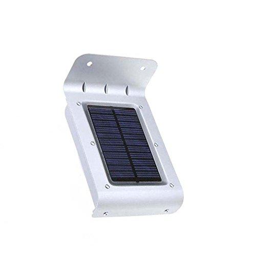 Ibaste Solar Light Outdoor 3M Motion Sensor With Infrared Motion Sensor Light 16 Led Light 0.55W Wireless Solar Lamp Powered Light (Waterproof )