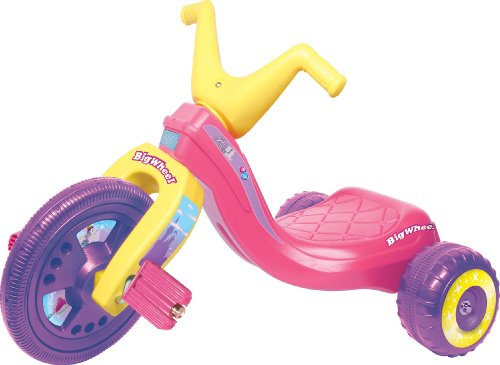 Lil' Princess My First Original Big Wheel - Pink 9