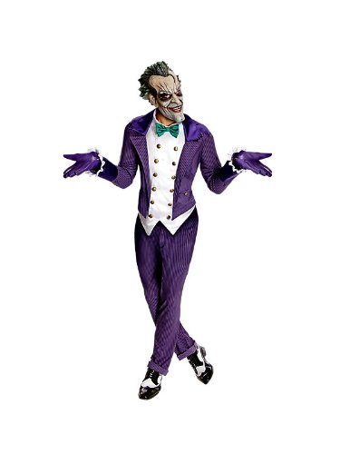 Adult Joker Costume for Men by Rubies