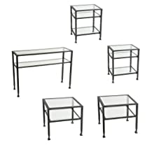 Big Sale Southern Enterprises Bunch Metal Table Collection