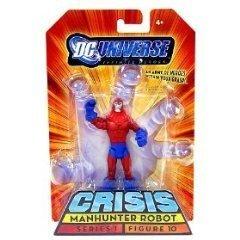 DC Universe Infinite Heroes Manhunter Robot - 1