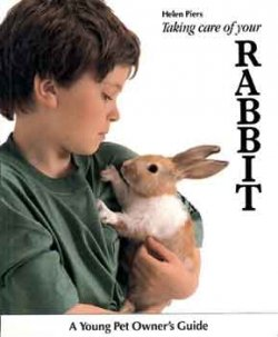 Barrons Books Taking Care of your Rabbit Book