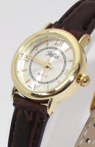 Ladies/Womens New Reflex Watch-Gold Case (25mm)