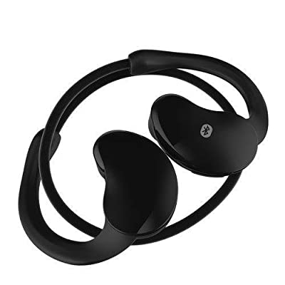 Niceshop® Wireless Stereo Bluetooth Headset with AX-663 Sports Running Bluetooth 4.0 Headphones In-Ear Earphones with Microphone Noise Cancellation for Jogging / Exercise / Fitness / iPhone 5 5s, iPhone 4 / Samsung Galaxy S5 S4 S3 / iPad Air, iPad 4/3/2