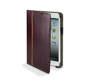 Apple iPad mini Saddle Brown Protective Folio in Brown by Maroo