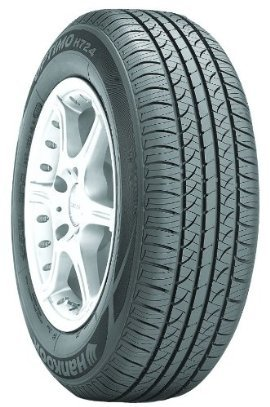 225/75R15 HANKOOK OPTIMO H724 102S WW (White Wall)