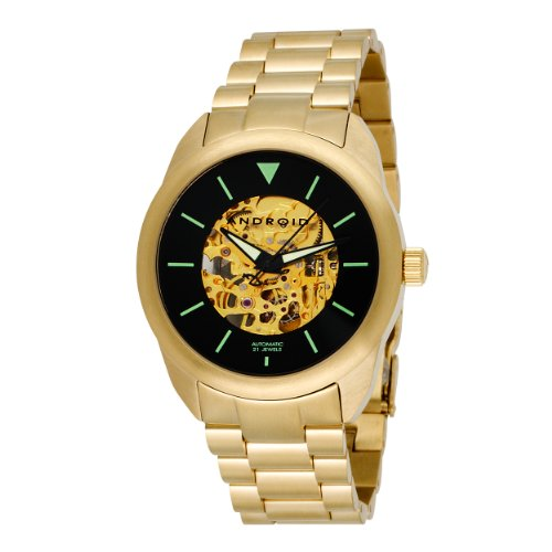 Android Men's AD392BGG Savant Skeleton Automatic
