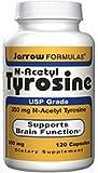 Jarrow Formulas N-Acetyl Tyrosine, 120 Capsules