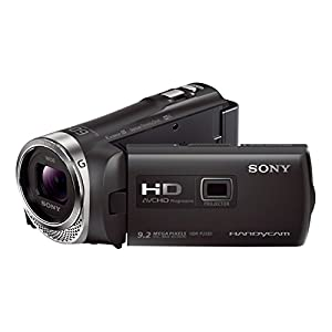 Sony HDR-PJ330 Caméscope Classique 1080 pixels Zoom Optique 30 x 2.29 Mpix Wifi/NFC Noir