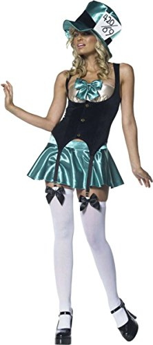 Tea Party Hostess Costume - X-Small - Dress Size 0-2