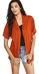 Only Women'S Casual Cardigan (_5711299357823_Brown Light_Large_)