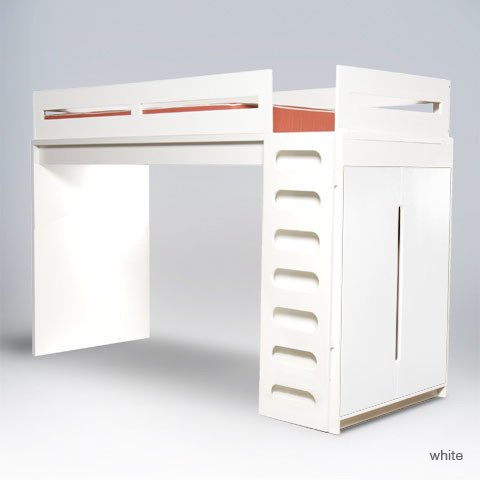 Simple Bunk Beds 2474 front