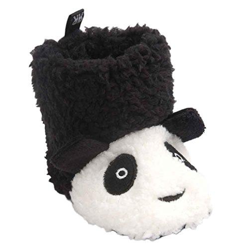 Kingko® Bella molle del bambino Sole neve stivali morbidi pattini della greppia del bambino Stivali inverno del bambino mantengono i pattini caldi (6~12 mesi)