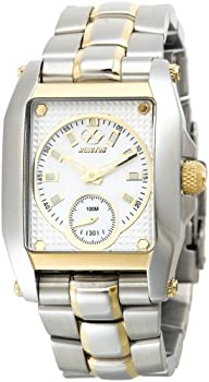 REACTOR Women's 97105 Fusion Mother of Pearl Two-Tone Watch