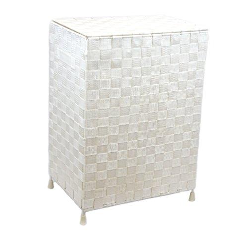 laundry-washing-folding-laundry-basket-with-lid-and-handle-white