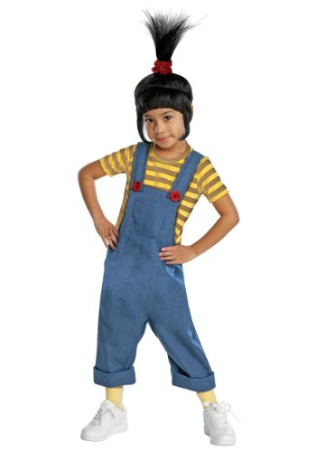 Despicable Me 2 Agnes Deluxe Costume