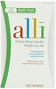 ALLI 60 MG 340 COUNT REFILL PACK