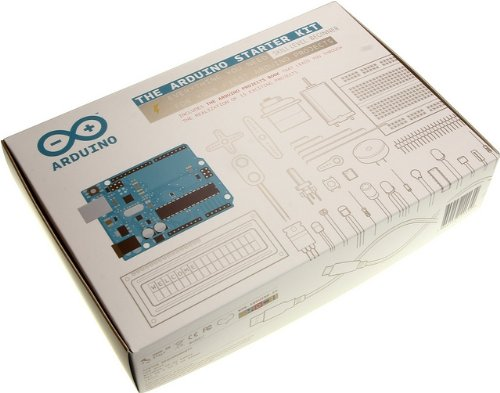 The Arduino Starter Kit (Official Kit from Arduino with 170-page Arduino Projects Book) from Arduino