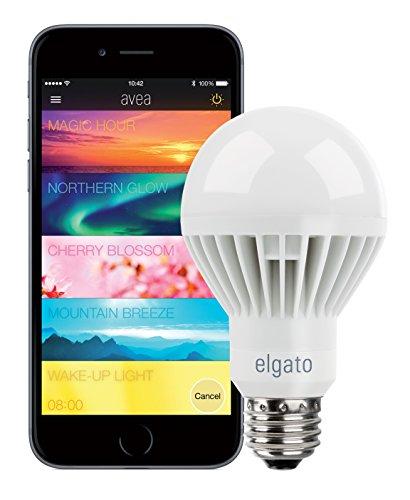 Elgato Avea, Dynamic Mood Light, Bluetooth Smart, 7 W Led, E26