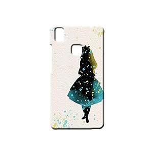 G-STAR Designer Printed Back case cover for VIVO V3 - G0359