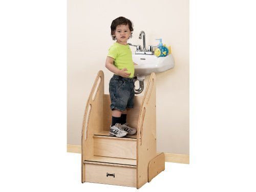 Potty Stool With Handrails For Kids Potty Training