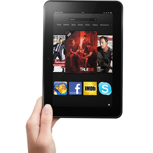 "Kindle Fire HD 8.9"" - Dolby Audio - Dual-Band Wi-Fi - 32GB"