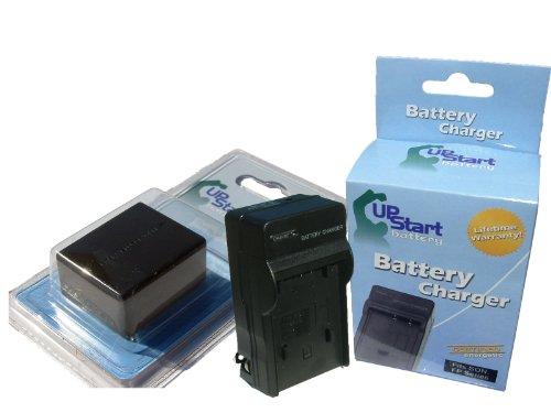 UpStart Battery D-LI90 Replacement Battery and Battery Charger Kit for Pentax Digital Cameras