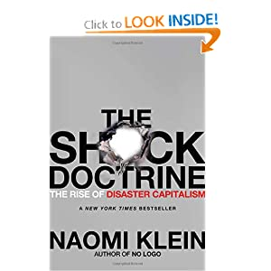 The Shock Doctrine - Naomi Klein