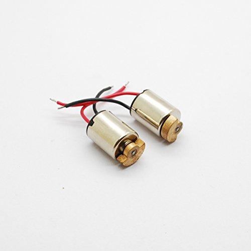 2Pcs 10*13Mm Coreless Vibration Motor Micro Motors Small Motors