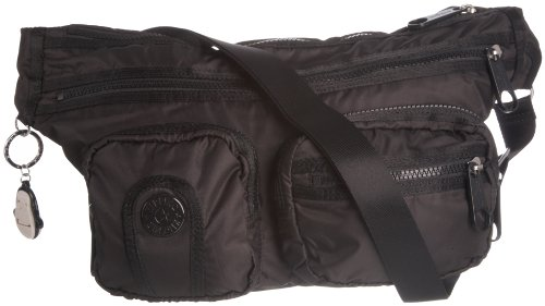 Kipling Women's Burido Shoulderbag Black