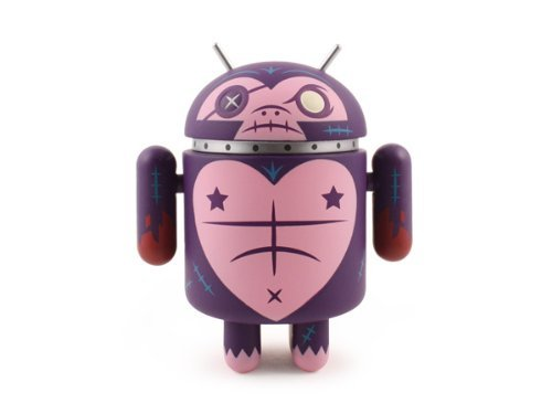 Android Mini Series 3 Escape Ape by KRONK 1/16 Figure - 1