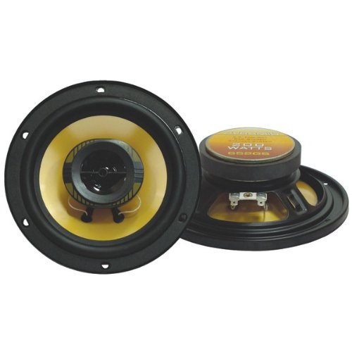Pyramid 652Gs Yellow Label Series 2-Way Speakers (6.5\'\' 200-Watts)
