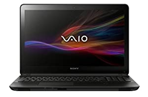 Sony VAIO Fit Series SVF15212CXB 15.5-Inch Core i3 Laptop