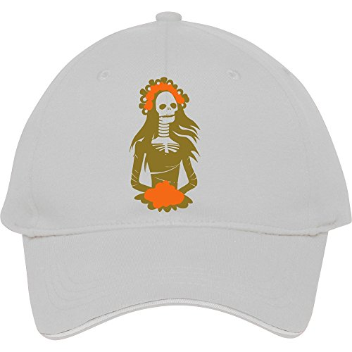 Day Of The Dead Cotton Sport Head Wear Snapback Hat Cap Classic Stylemale/female Snapback Sunhat Opalhoffm