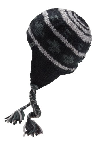 Boulder Peruvian Beanie Style: Alzc-Kt0 Size:One Size For Allsize For All front-1000271