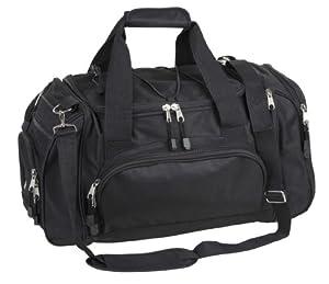 Large Expandable Trek Duffle Bag
