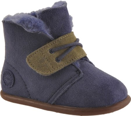 UGG Australia Infants' Lil Chuk Booties,Medieval Blue/Olive,L Child US