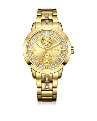 JBW Reloj con movimiento japonés Woman Lumen Dorado 38 mm