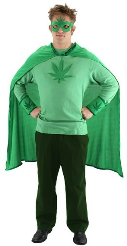Weed Man Kit Costume
