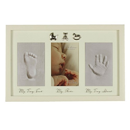 Bambino Baby Hand and Foot Print and Frame (CG387) - 1