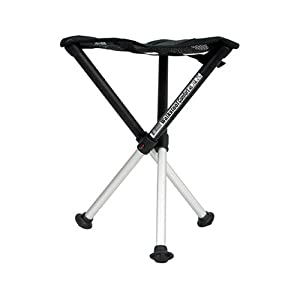 Walkstool WA22 Comfort XL (22in/55cm) Portable Folding Stool with Case