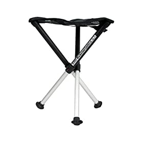 Walkstool Comfort 26 inch inch XXL Compact Stool Portable Folding Chair with Case for sports & travel Photography