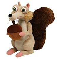 TY Beanie Baby - SCRAT the Squirrel - Ice Age by Ty