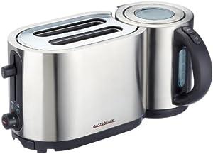 Gastroback 42408 design combo grille pain et bouilloire - Bouilloire et grille pain ...