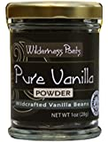 Wilderness Poets Wildcrafted 100% Pure Vanilla Powder 1 Ounce