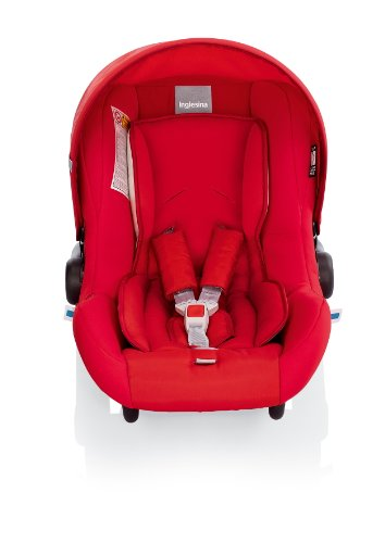 Inglesina AV50D6RED Autositz Gruppe 0+, rot